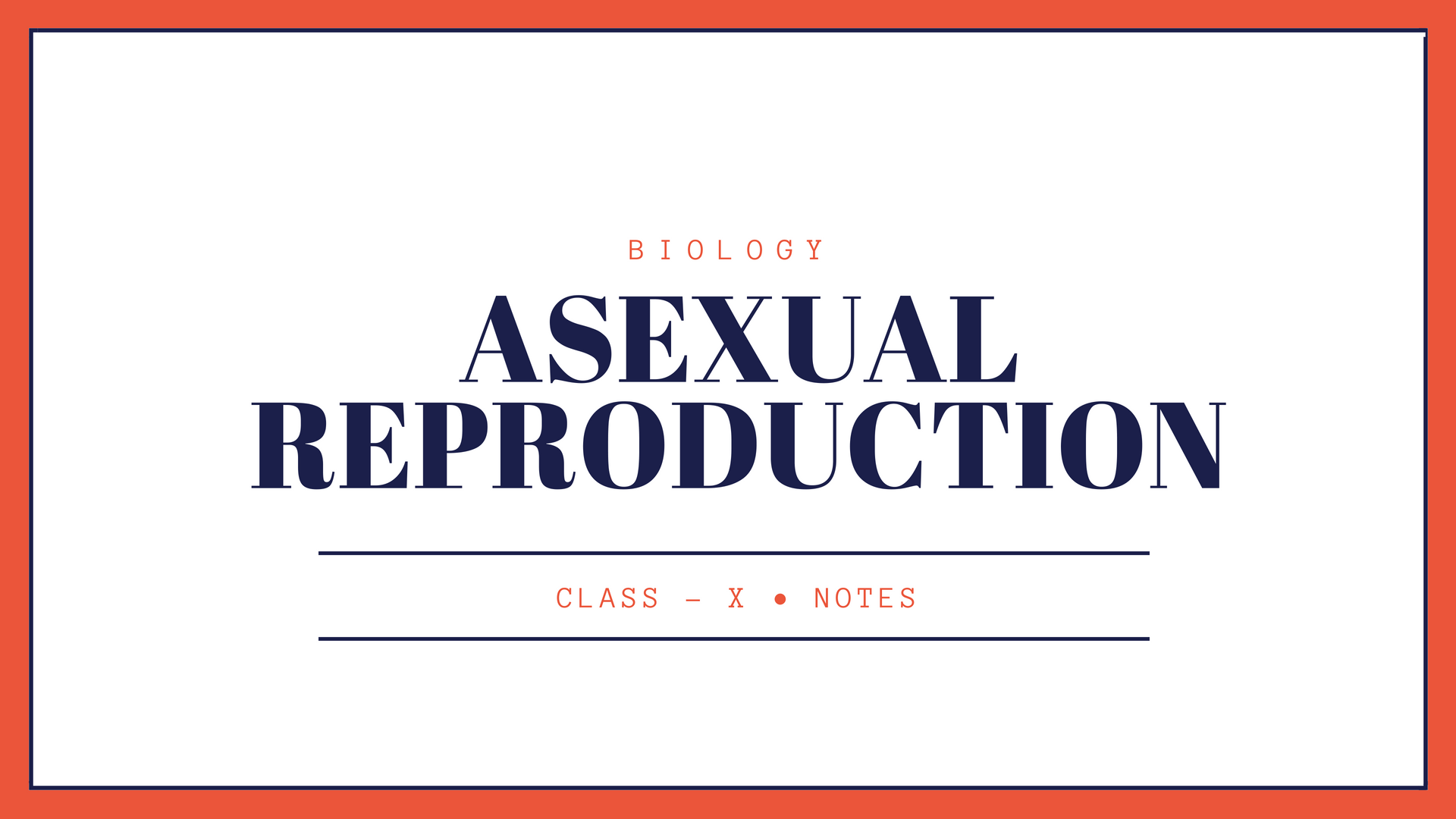 Asexual reproduction in amoeba processing