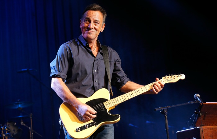 Bruce Springsteen Fined $540 For Illegally Consuming Alcohol, DWI Charge Dropped