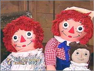 Image result for raggedy ann and andy