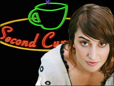Second Cup Cafe Sara Bareilles CBS News
