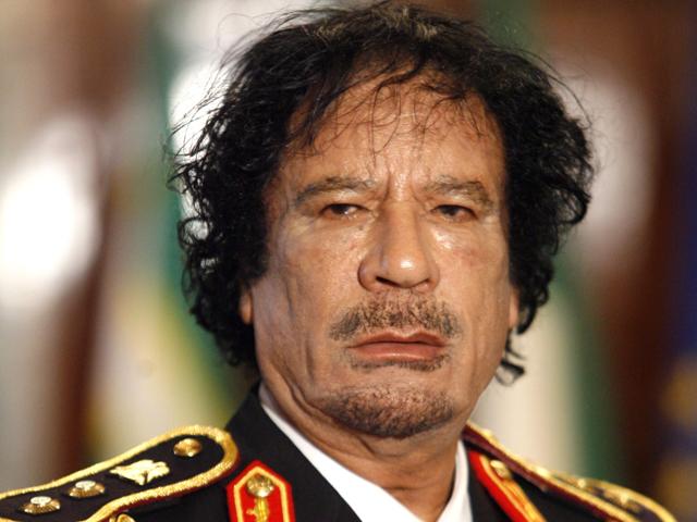 Image result for Qaddafi