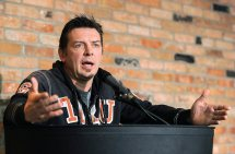 Nhl Star Theo Fleury Urges Tougher Penalties