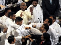 Parliamentary Brawls Of 2011