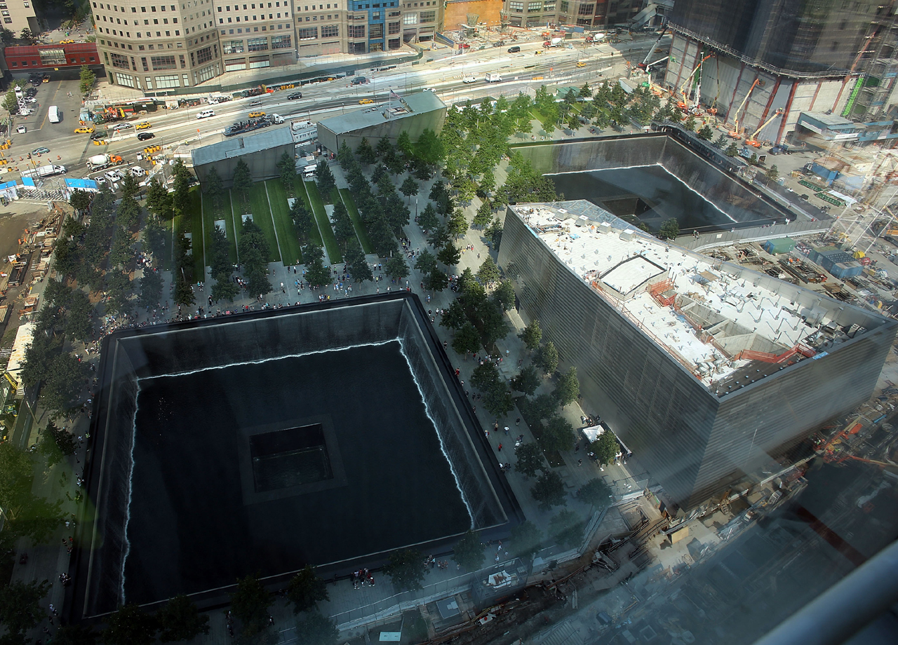 Chris Christie Resume 9 11 Museum To Be Built But No One Can Say When Cbs News