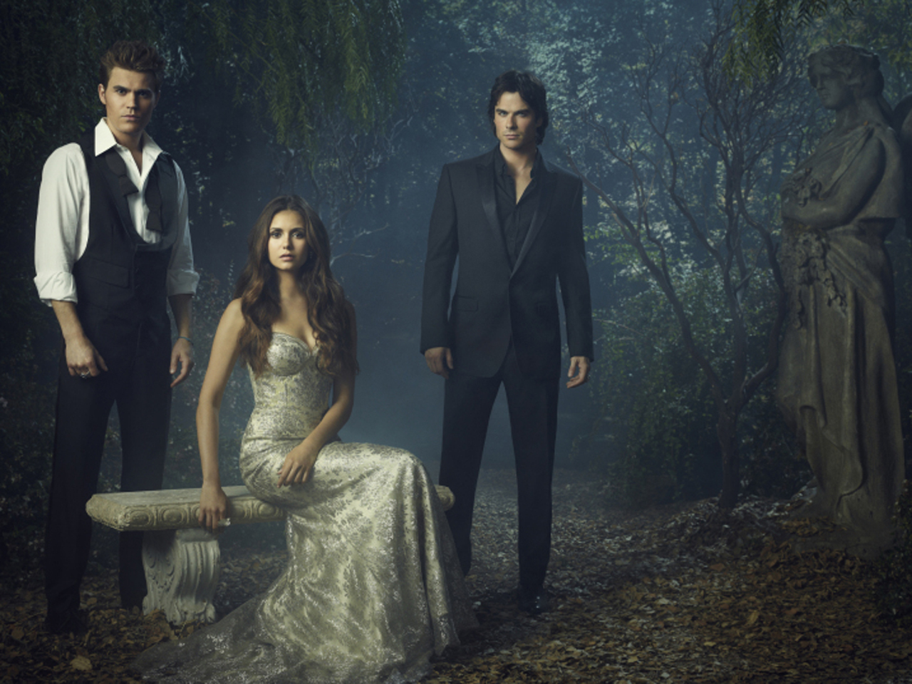 the vampire diaries does