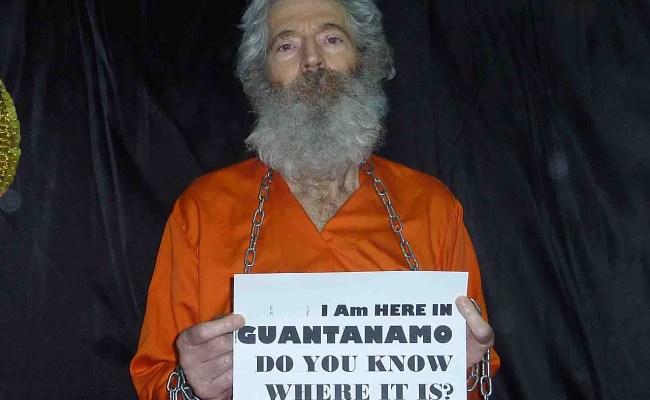Newly Released Pics Show Retired Fbi Agent Captive Cbs News