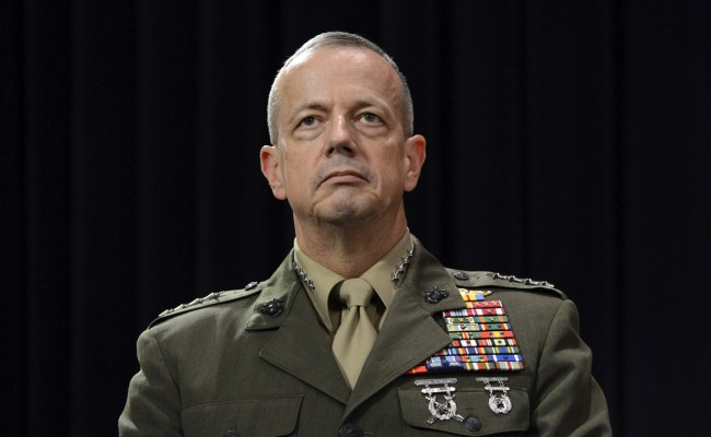 More Than 100 Generals Sign Letter Warning Against Budget