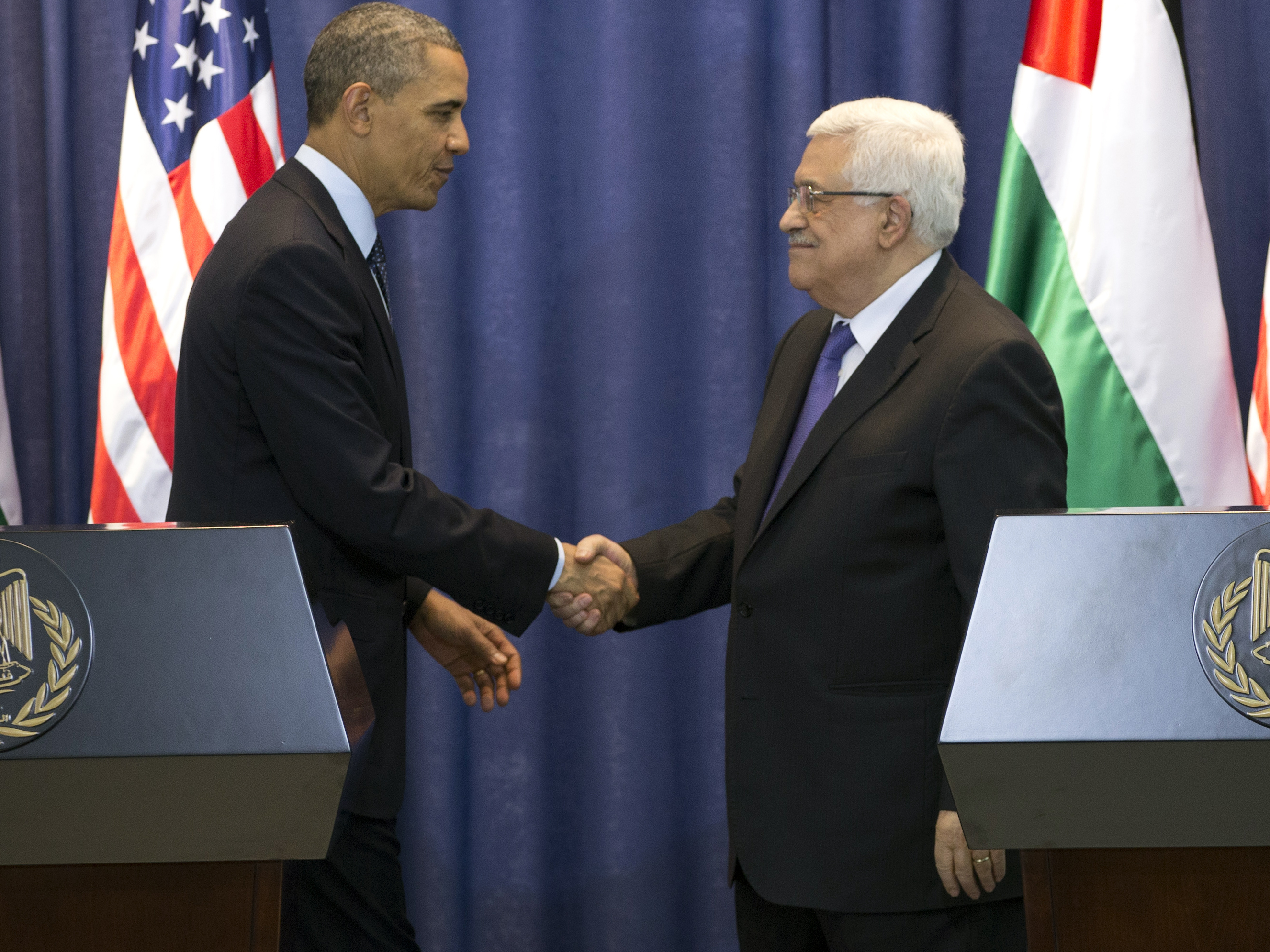 President Obama Resume Obama Pushes For Mideast Peace Talks To Resume Cbs News