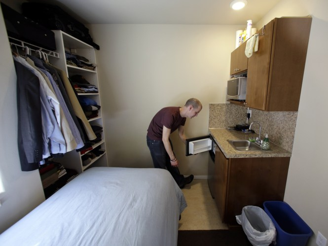 Tiny Apartments Are Creating A Backlash In Seattle