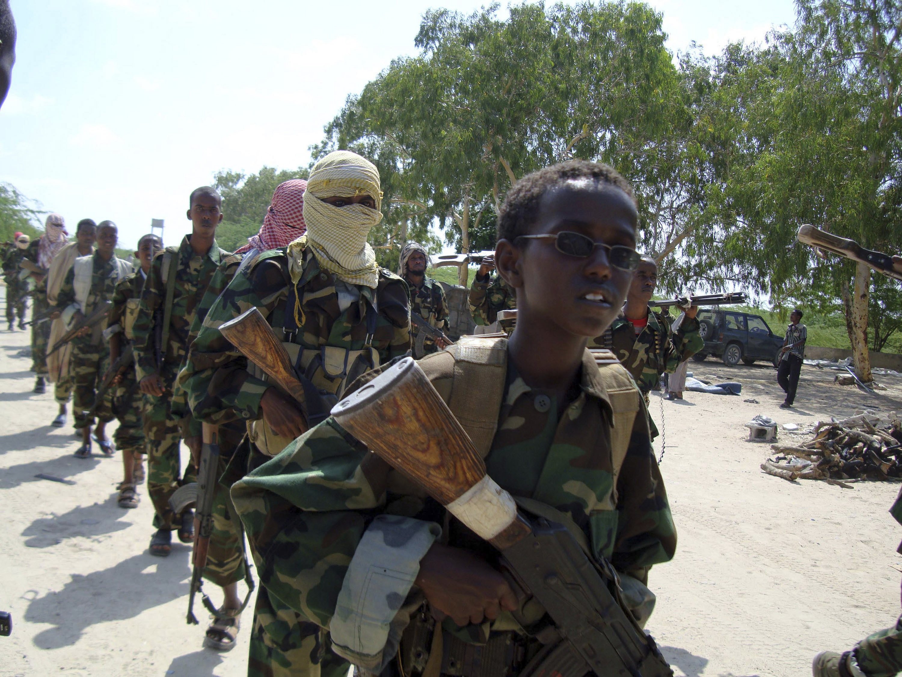 Alshabab's Violent Reach  Photo 1  Pictures  Cbs News