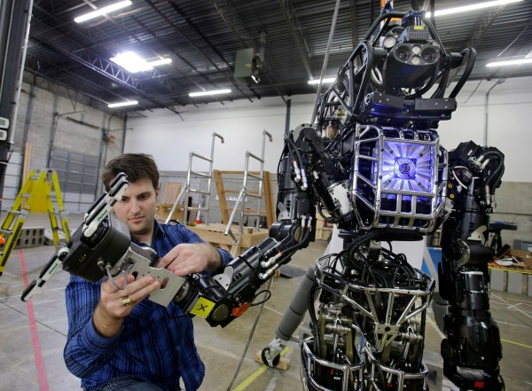Robots - Humanoid Compete In Fla. Cbs