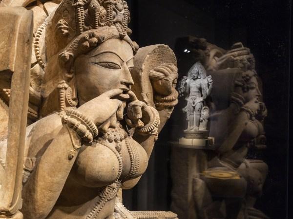 Vishnu Vishvarupa - Yoga In Art Cbs