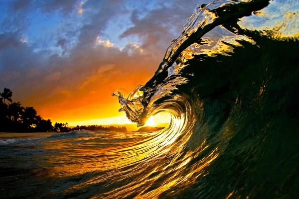 King Kamehameha - Shooting In Waves Cbs