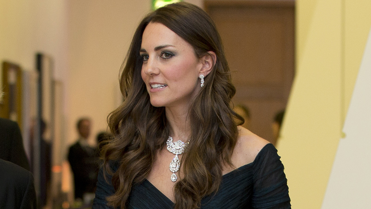 Kate Duchess Of Cambridge Steps Out At National Portrait