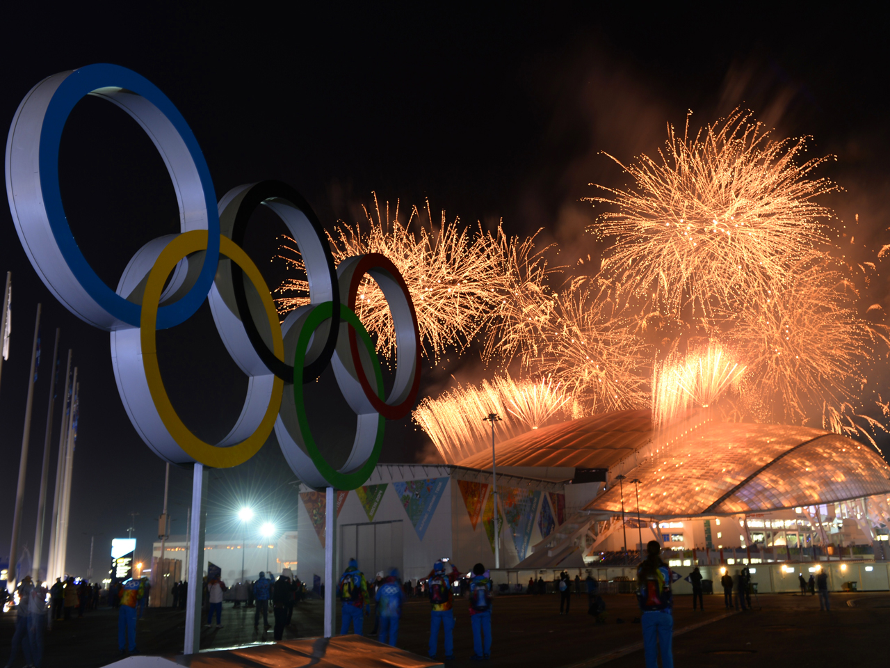 Winter Olympics Russia Closes The Most Expensive