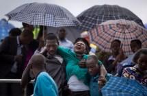 Kigali Rwanda - Marks 20 Years Genocide