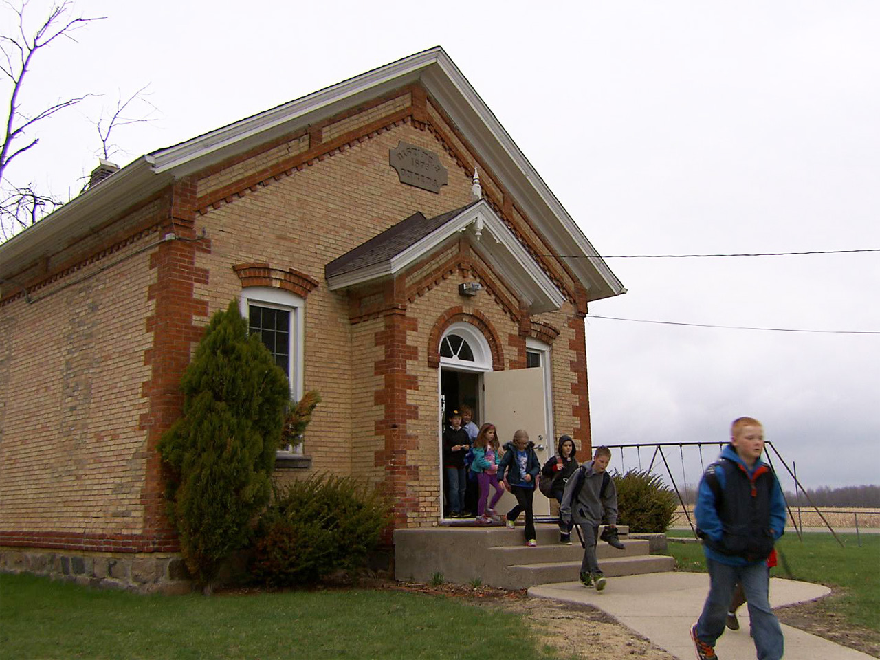 Lessons To Be Learned From A One Room Schoolhouse