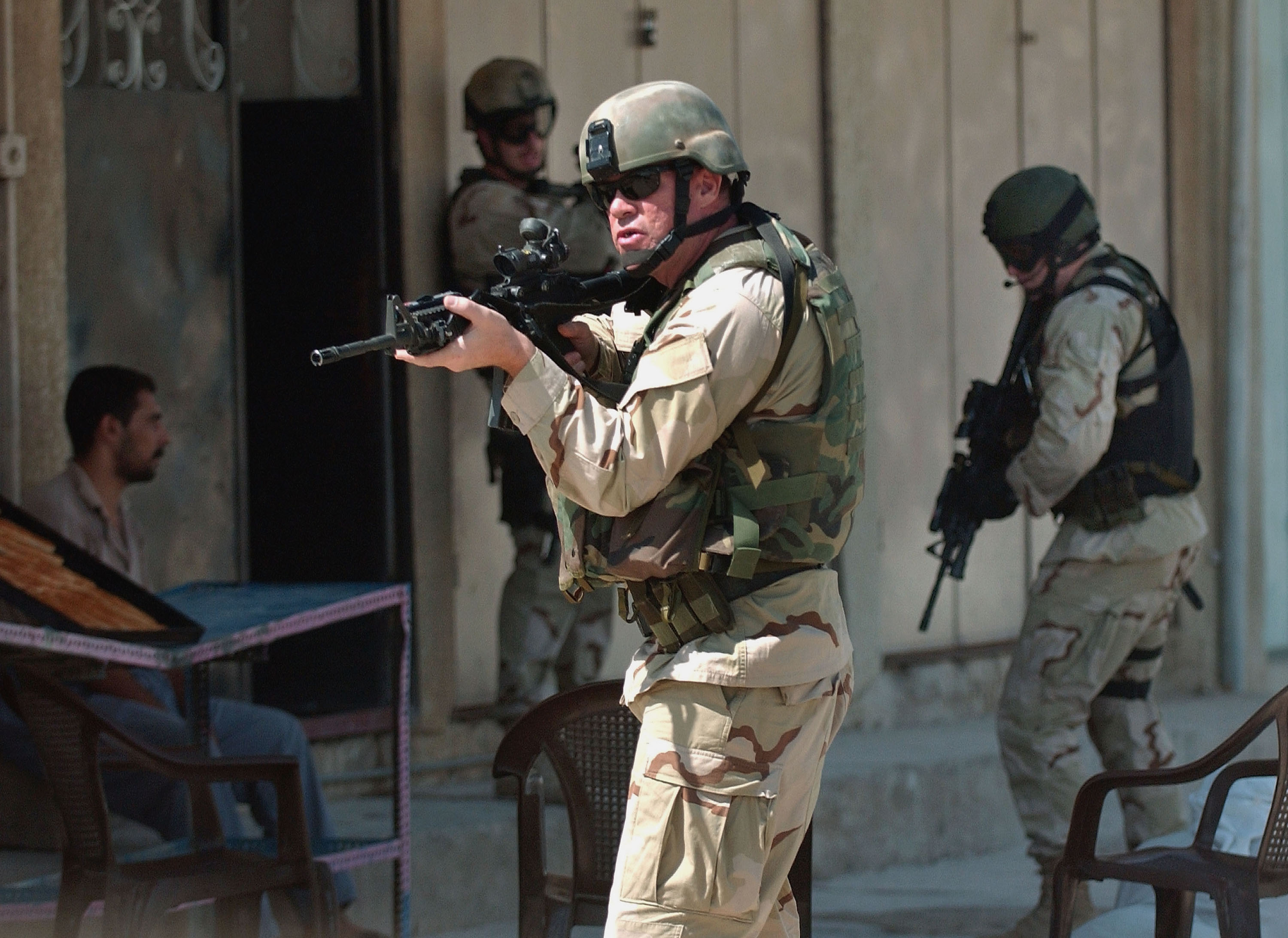 Can U S Special Forces Quot Help Stop The Bleeding Quot In Iraq