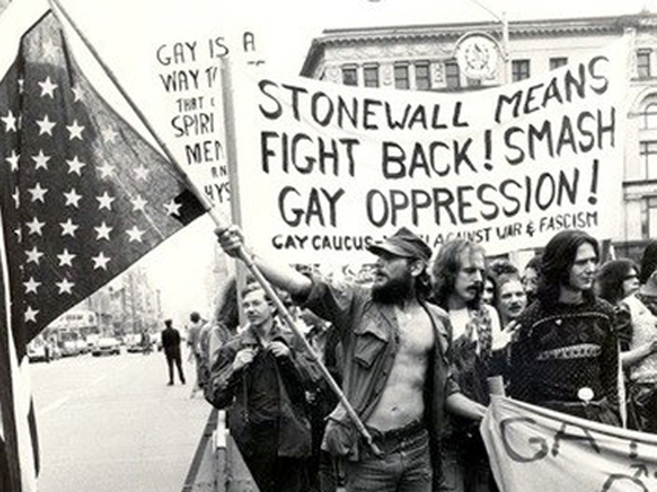 Image result for stonewall inn riots