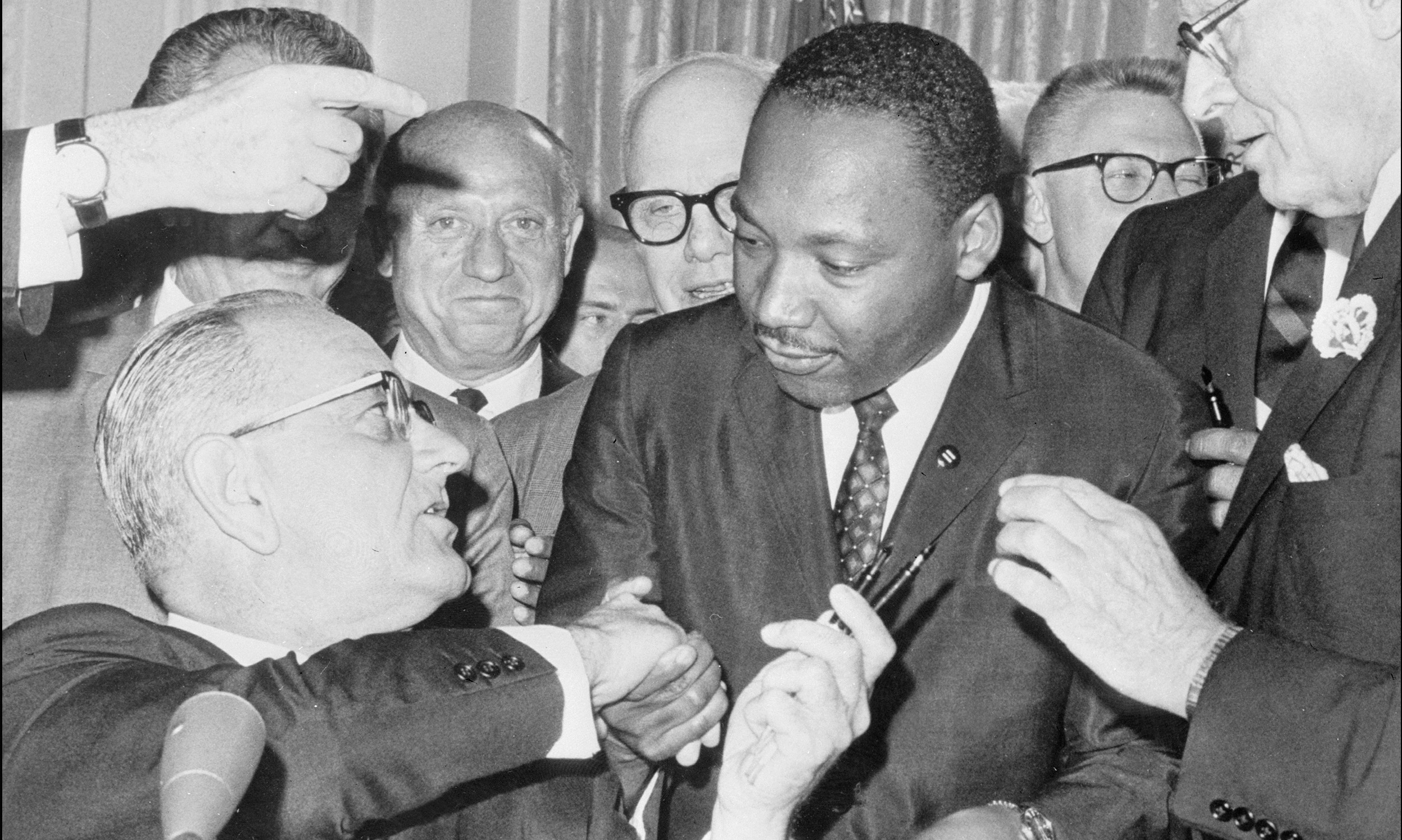 50 Years After Civil Rights Act Americans See Progress On