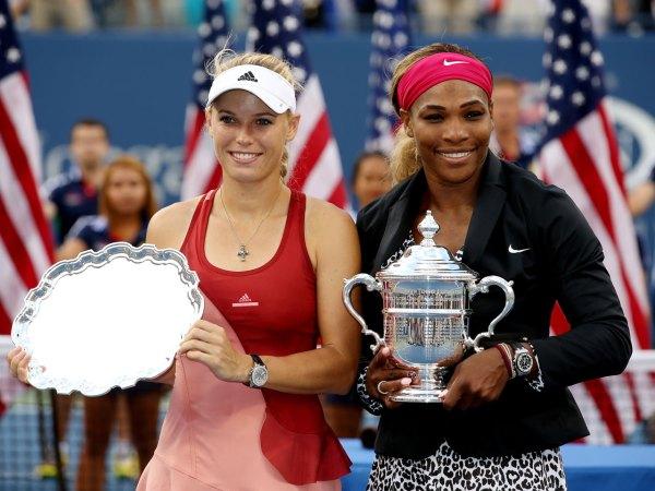 Serena Williams Dominant In Winning 6th U. Open Title