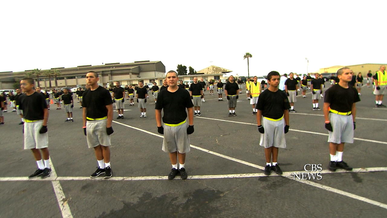 Natl Guard Youth ChalleNGe Academy A Second Chance For