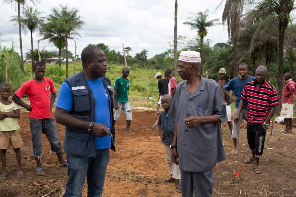 Ebola In Liberia Fought Community Education Detection