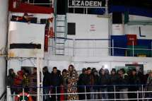 Italy Coast Guard Rescues Hundreds Of Migrants Abandoned