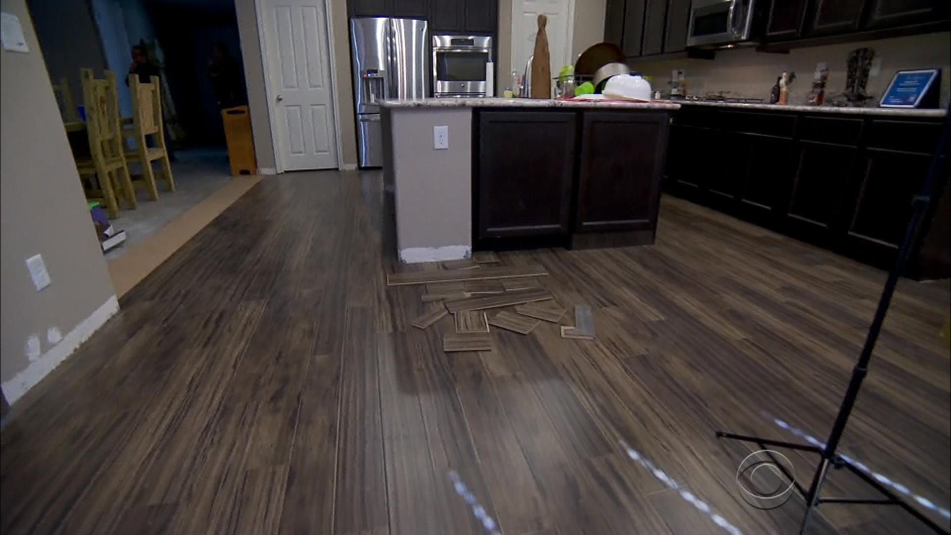 Lumber Liquidators customers still testing laminate floors