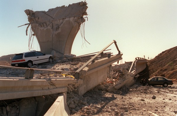 California nearly guaranteed to get major earthquake in