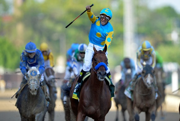 The Winners Circle - 2015 Kentucky Derby: The 141st