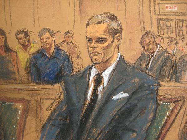 Mocked Sketch Artist Nod Of Approval Tom Brady