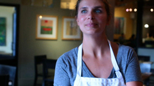 The Dish Vivian Howard of Chef  the Farmer  CBS News