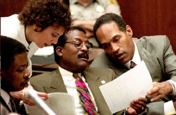 OJ Simpson trial The OJ Simpson Murder Trial 20