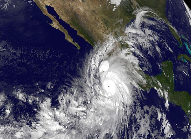 monster hurricane patricia nears
