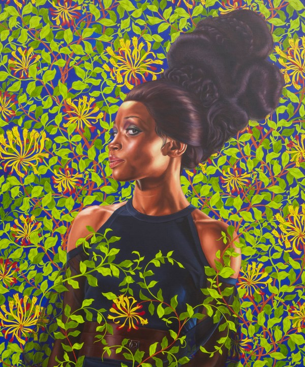 """shantavia Beale Ii"" - Art Of Kehinde Wiley"