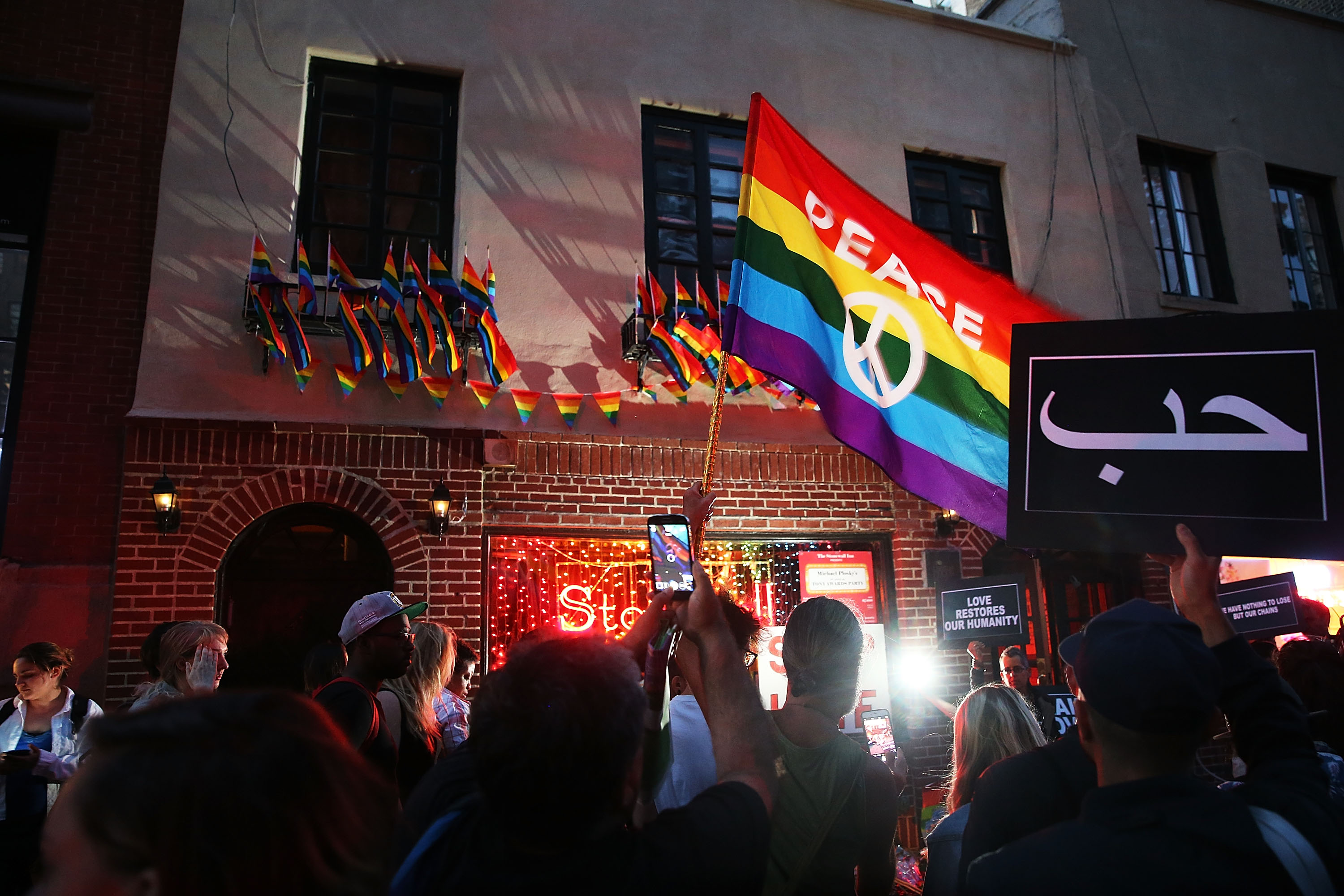 In first for gay rights Obama names Stonewall a national