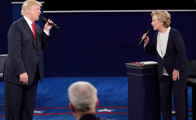 Commentary Who Won The Second Presidential Debate Cbs News