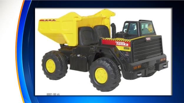 Toys R Us Pulls Tonka Truck Model