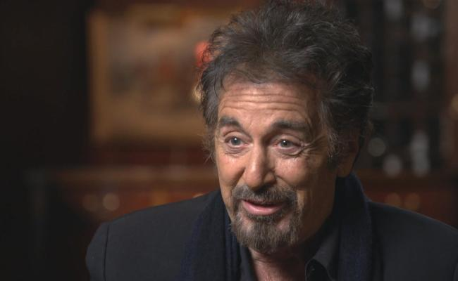 Al Pacino On Surprise Of Being 2016 Kennedy Center Honoree