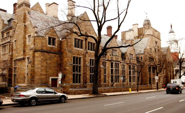 Yale' Calhoun College Renamed University