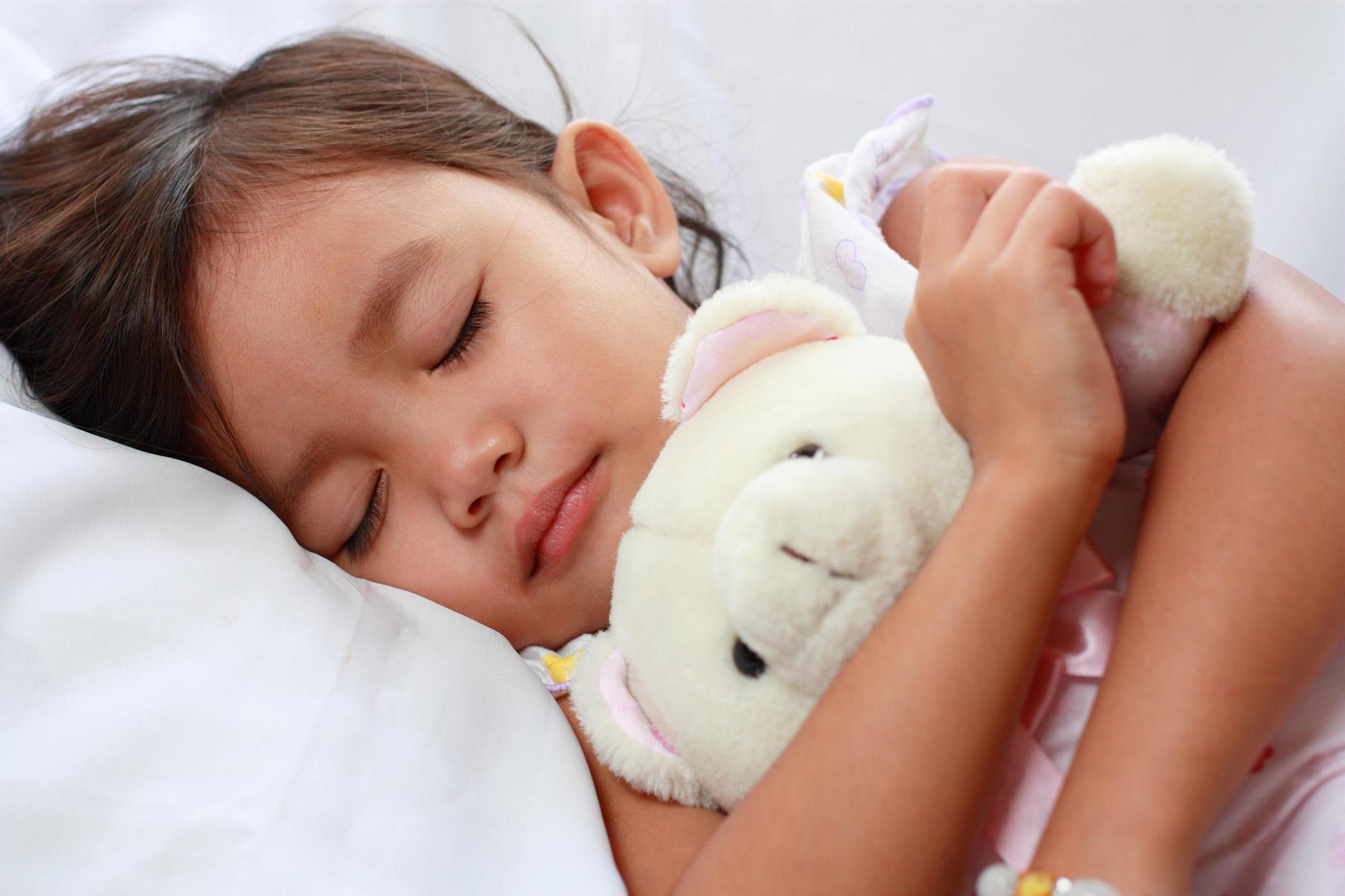 Too little sleep in preschool could mean behavior problems