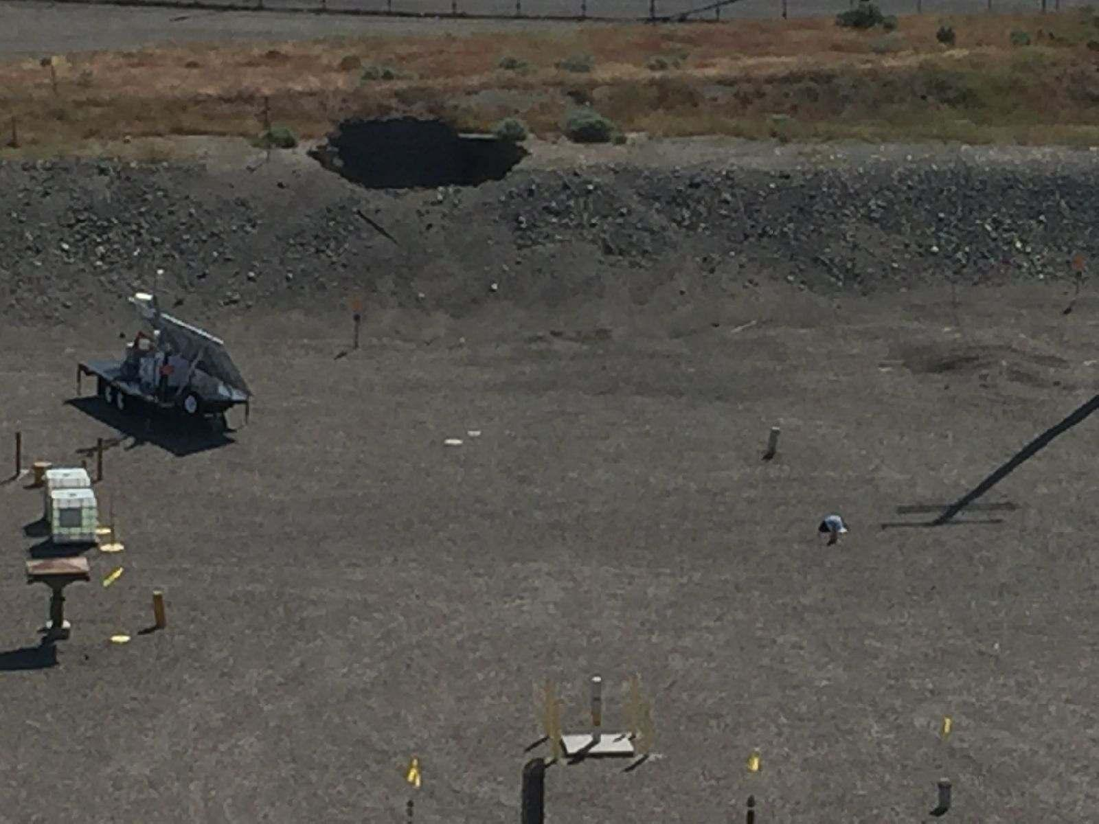 Tunnel collapse at Hanford Nuclear site emergency declared  CBS News