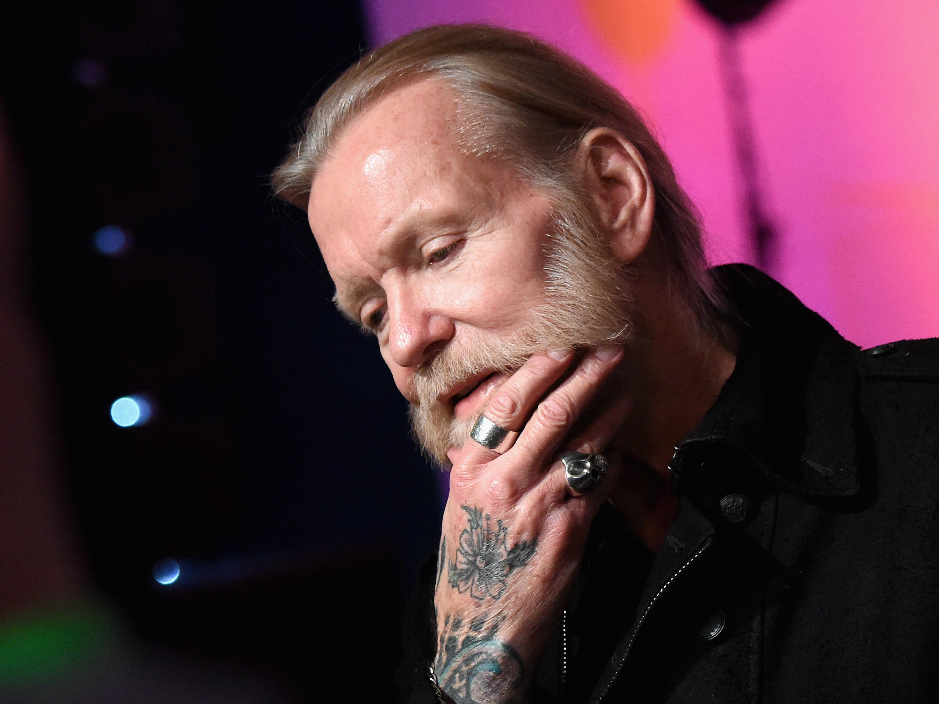 Gregg Allman pioneering singer for The Allman Brothers
