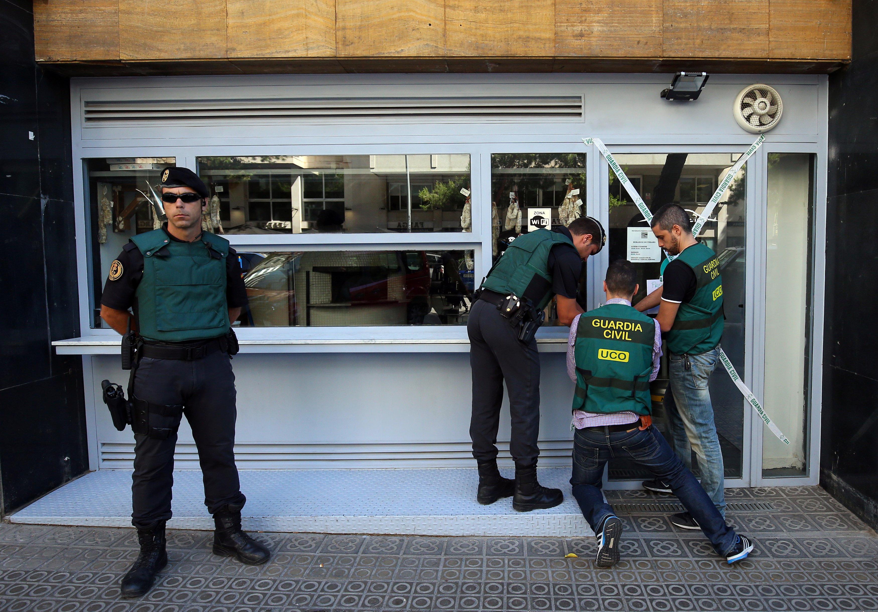 Naples Crime Syndicate