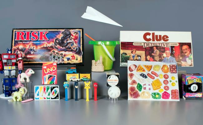 National Toy Hall Of Fame Finalists Include Sand And Paper