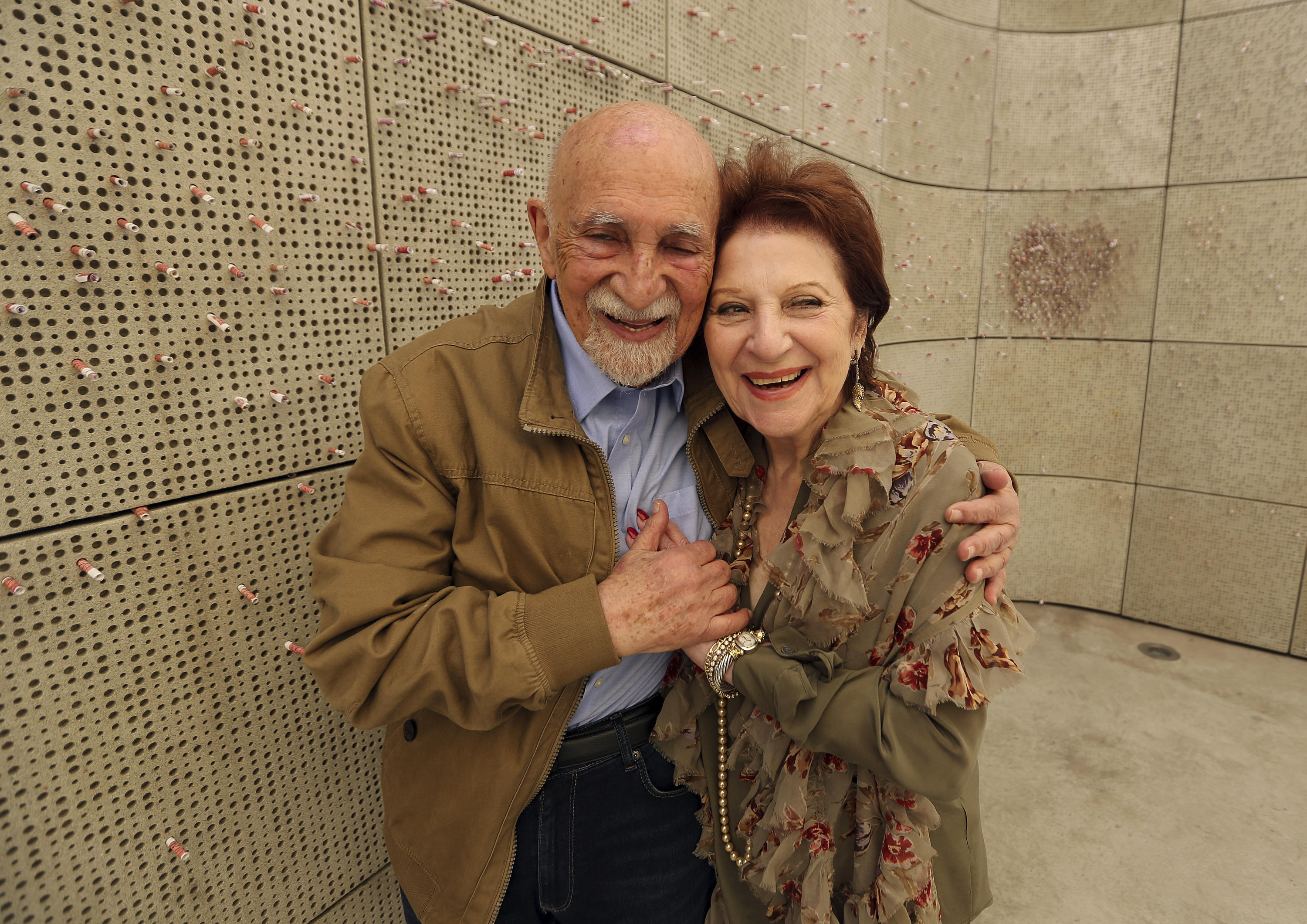 76 Years Later Childhood Holocaust Survivors Reunite In