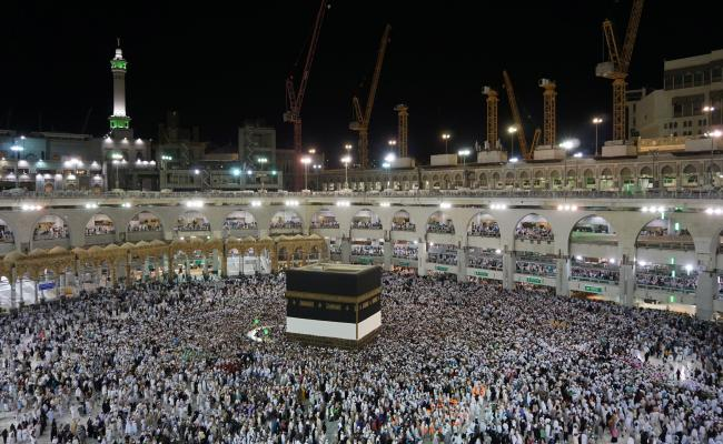 More Than 2 Million Muslims Gather In Mecca As Hajj