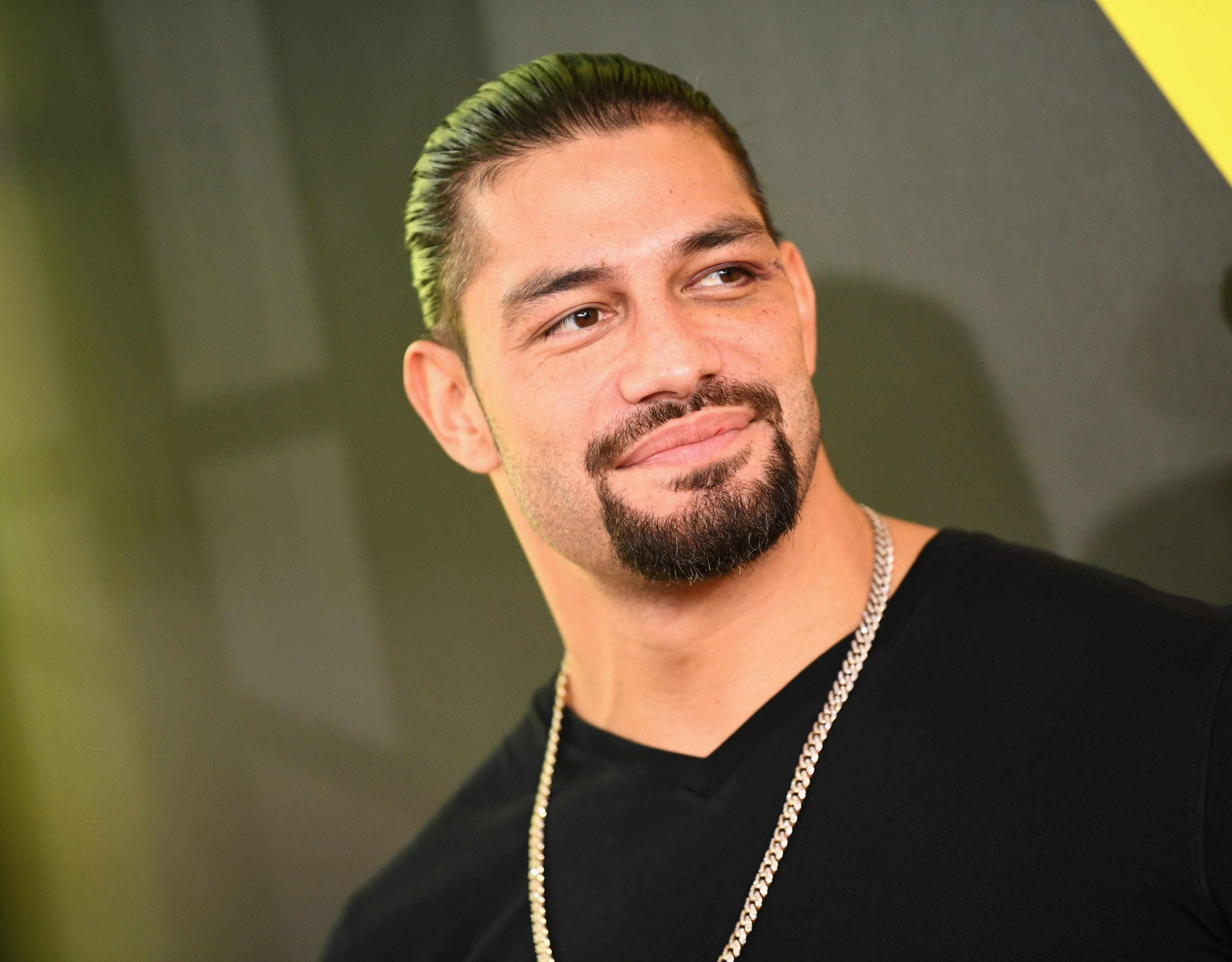 roman reigns wwe star