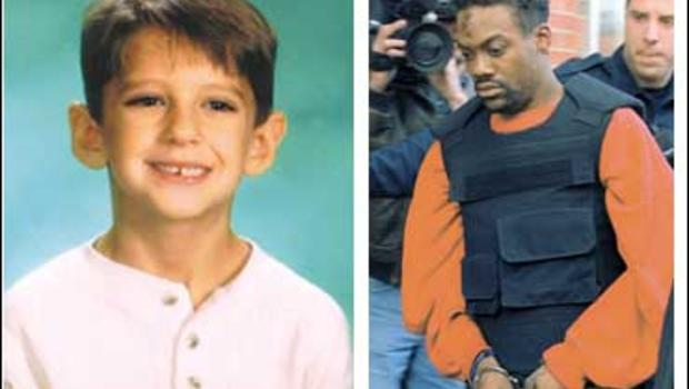 Six-year-old Jake D. Robel dragged to death by carjacker Kim L. Davis (Missouri, 2000)